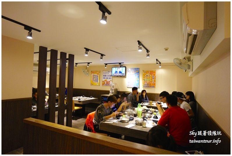 三重美食推薦樂澤刷刷鍋今大滷肉飯旁DSC01916