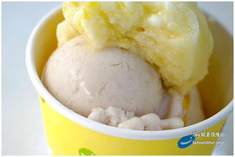 中和美食推薦樂華夜市船來雪淇淋DSC08720