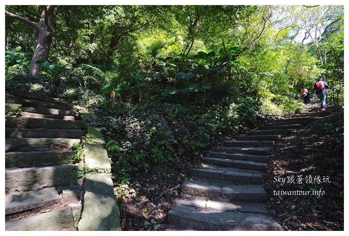 五股景點推薦觀音山硬漢嶺步道00456