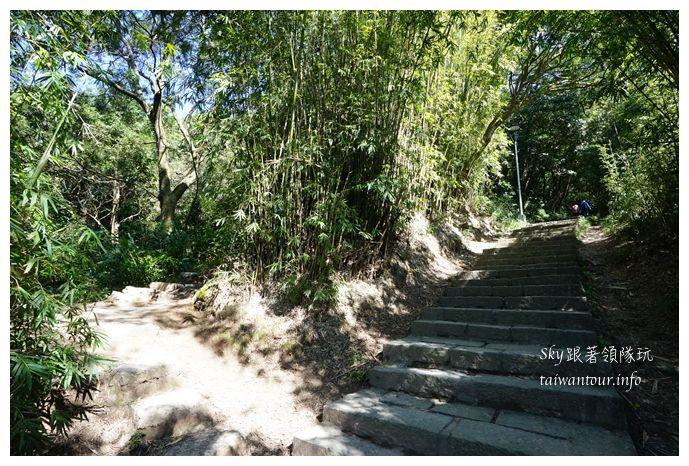 五股景點推薦觀音山硬漢嶺步道00480