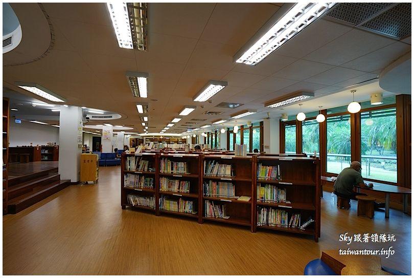 北部景點推薦北投圖書館DSC02323