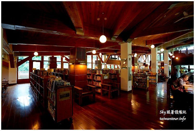 北部景點推薦北投圖書館DSC02333