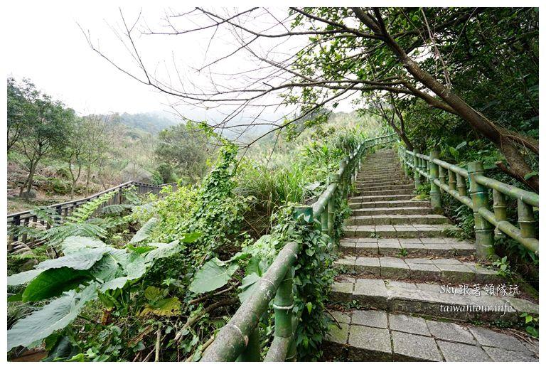 北部景點推薦石門青山瀑布01467