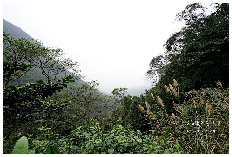 北部景點推薦石門青山瀑布01506