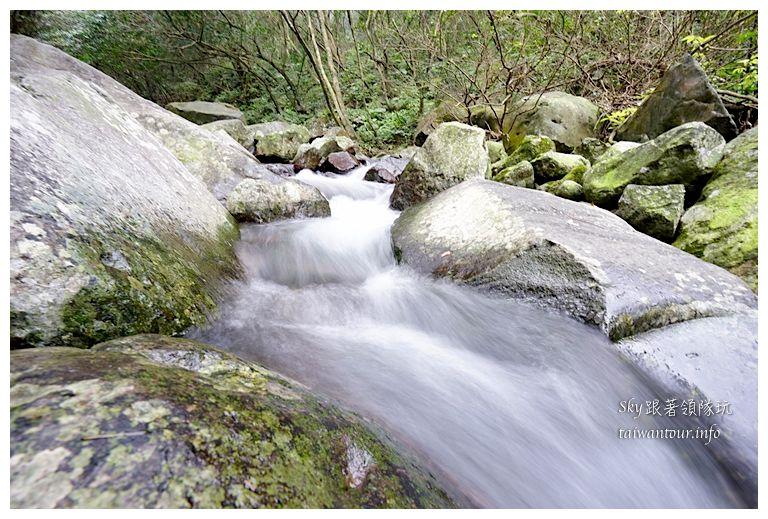 北部景點推薦石門青山瀑布01547