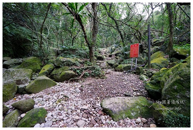 北部景點推薦石門青山瀑布01553