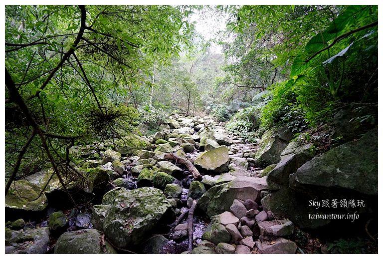 北部景點推薦石門青山瀑布01570