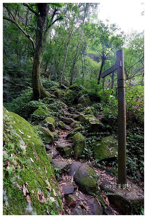 北部景點推薦石門青山瀑布01609