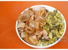 南庄美食豬皮飯松鶴小吃店08757