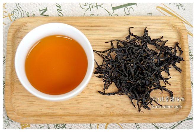 南投美食心栽茶台農17號阿薩姆紅茶05844