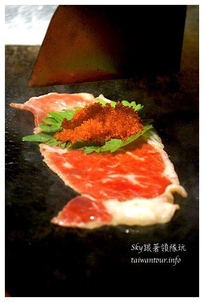台中綠美食推薦凱焱頂級鐵板燒45081