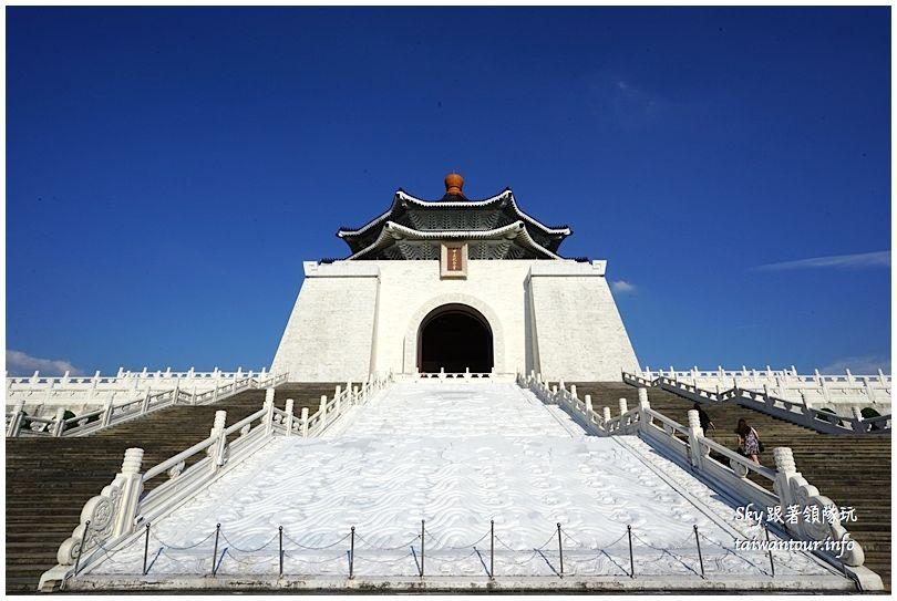 台北景點推薦中正紀念堂自由廣場DSC01785