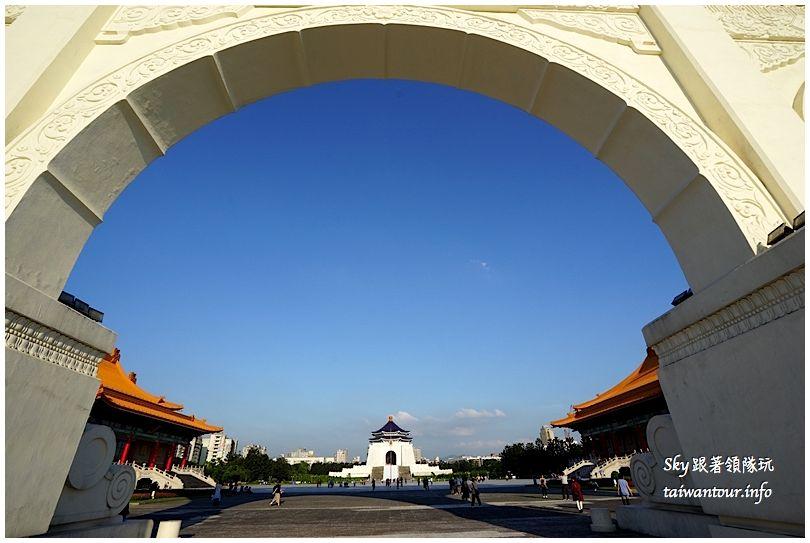 台北景點推薦中正紀念堂自由廣場DSC01881
