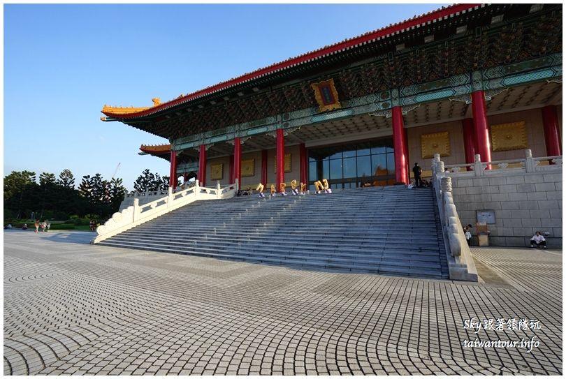 台北景點推薦中正紀念堂自由廣場DSC01907