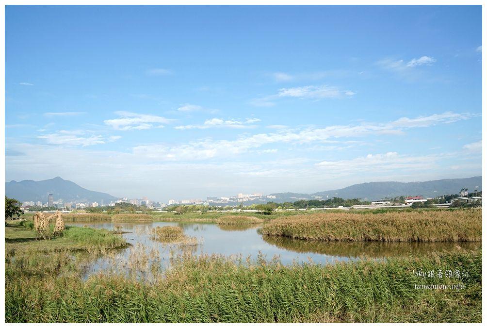 台北景點推薦社子島自行車道09406