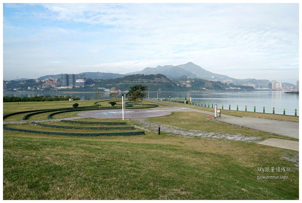 台北景點推薦社子島自行車道09469