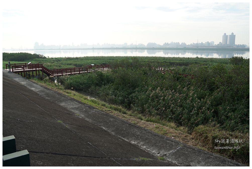 台北景點推薦社子島自行車道09472