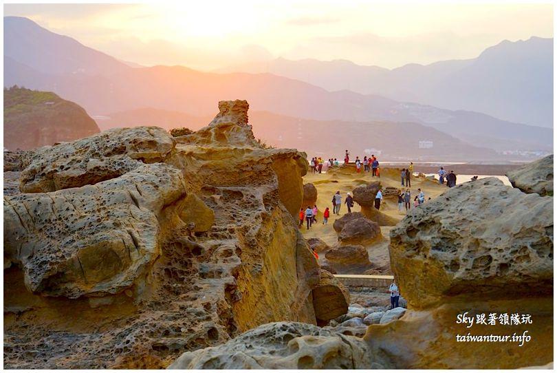 台北景點推薦野柳海洋公園DSC03610