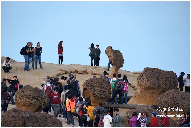 台北景點推薦野柳海洋公園DSC03627