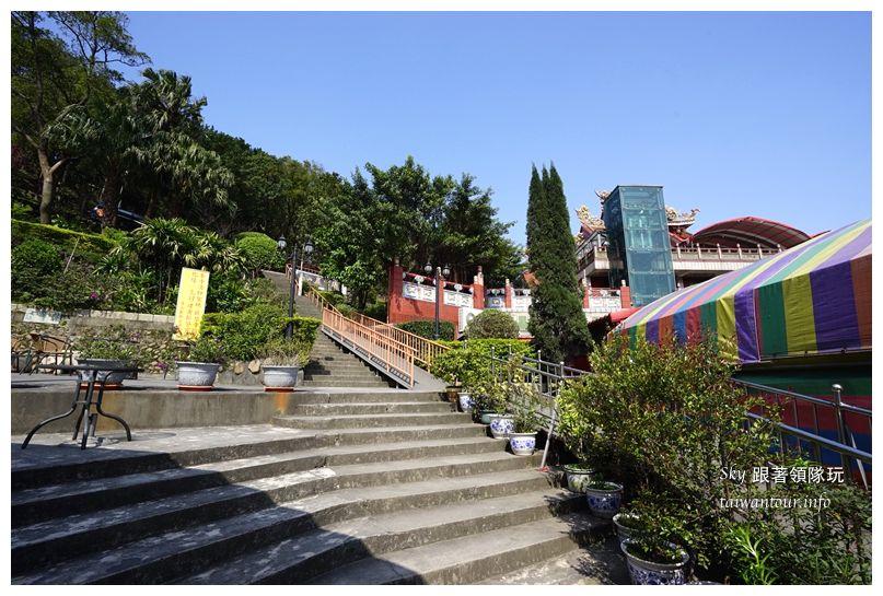 台北景點推薦龜山壽山巖觀音廟櫻花03698