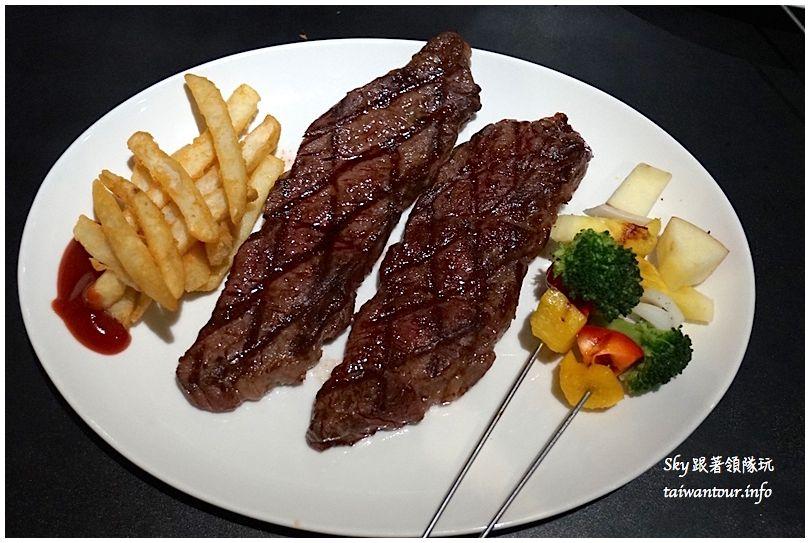 台北美食推薦中和小惡魔牛排DSC06511