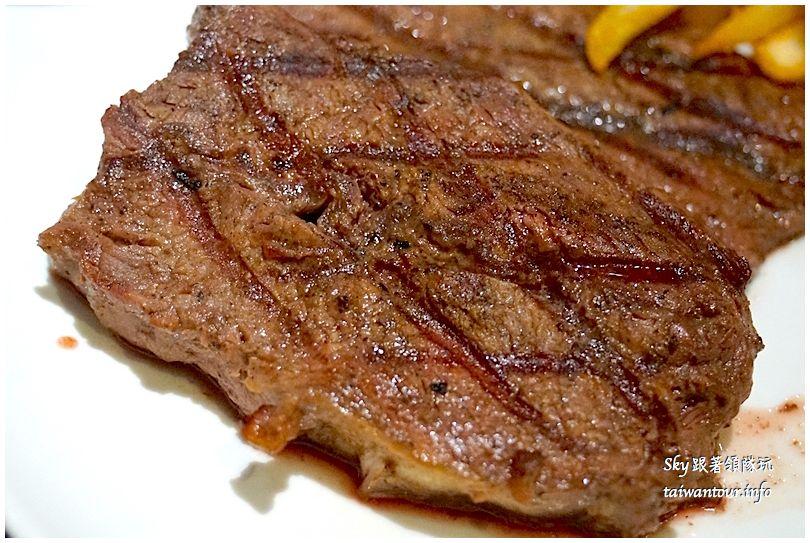 台北美食推薦中和小惡魔牛排DSC06521