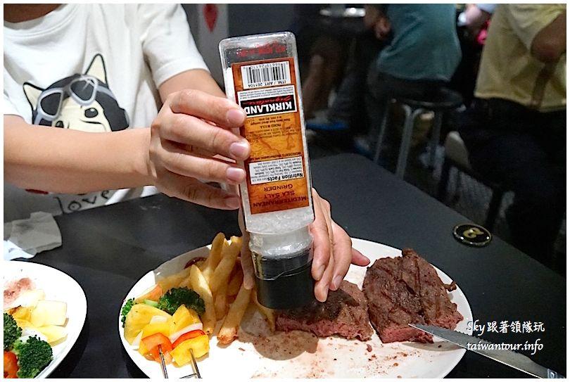 台北美食推薦中和小惡魔牛排DSC06557