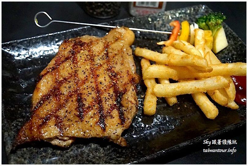 台北美食推薦中和小惡魔牛排DSC06583