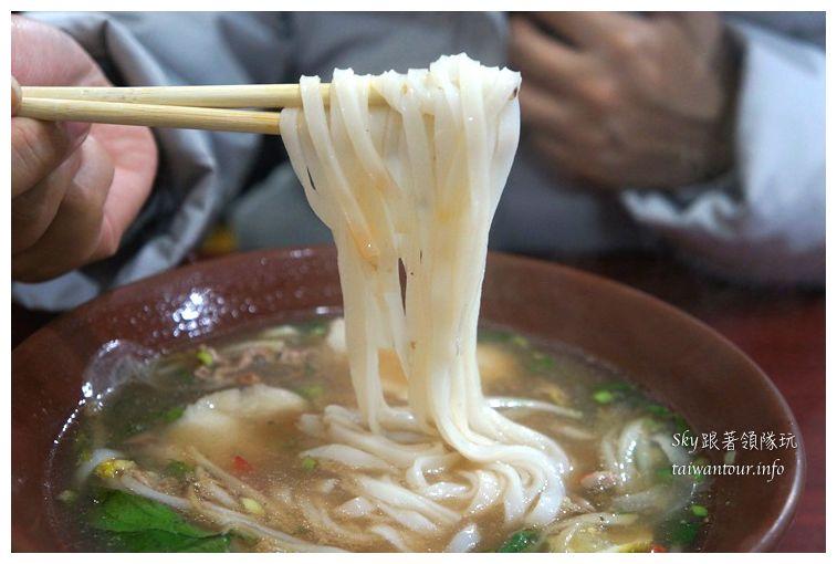 台北美食推薦南機場夜市賢記越式生牛肉河粉03776