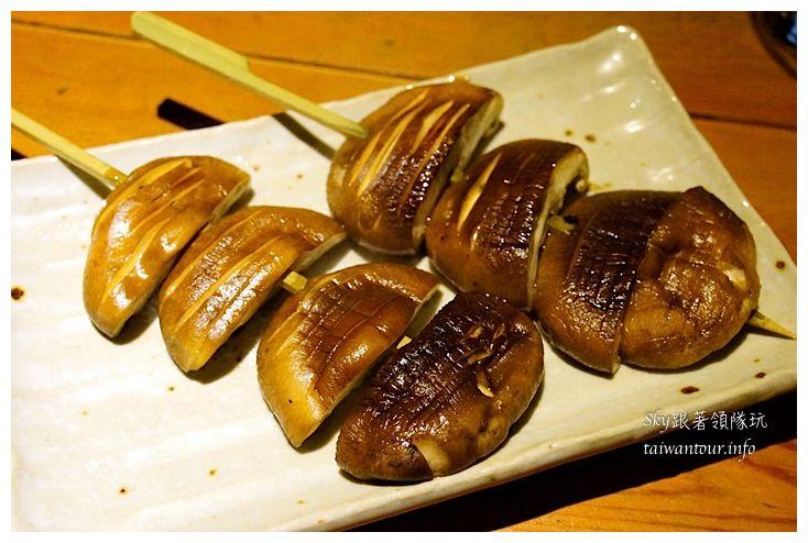 台北美食推薦古記雞古記串燒08182