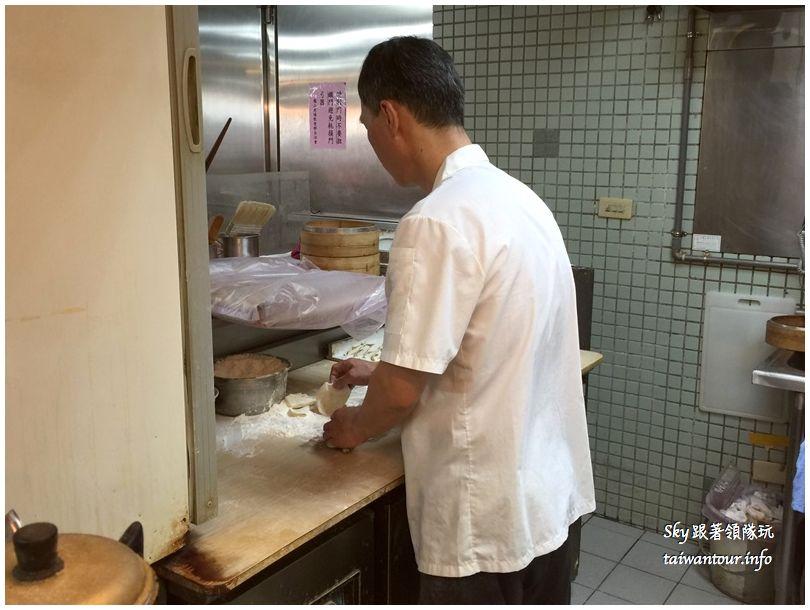 台北美食香義鍋貼專賣店龍山市場2016-05-06 13.08.51