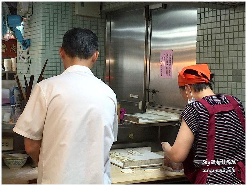 台北美食香義鍋貼專賣店龍山市場2016-05-06 13.09.29