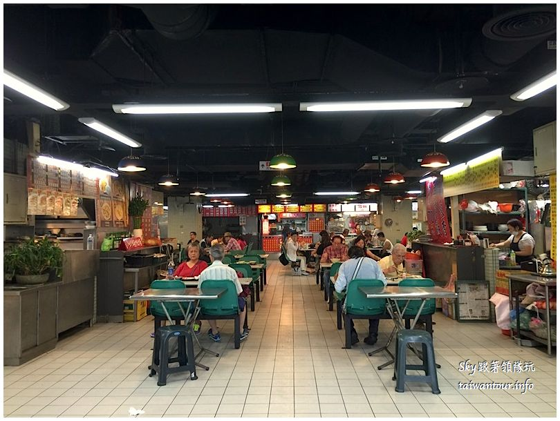 台北美食香義鍋貼專賣店龍山市場2016-05-06 13.17.43