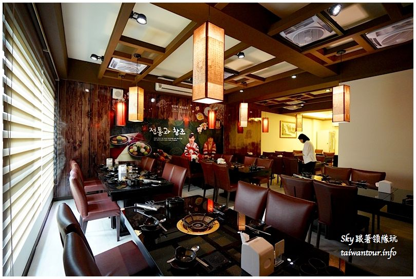 台南美食韓式東大門料理DSC01362