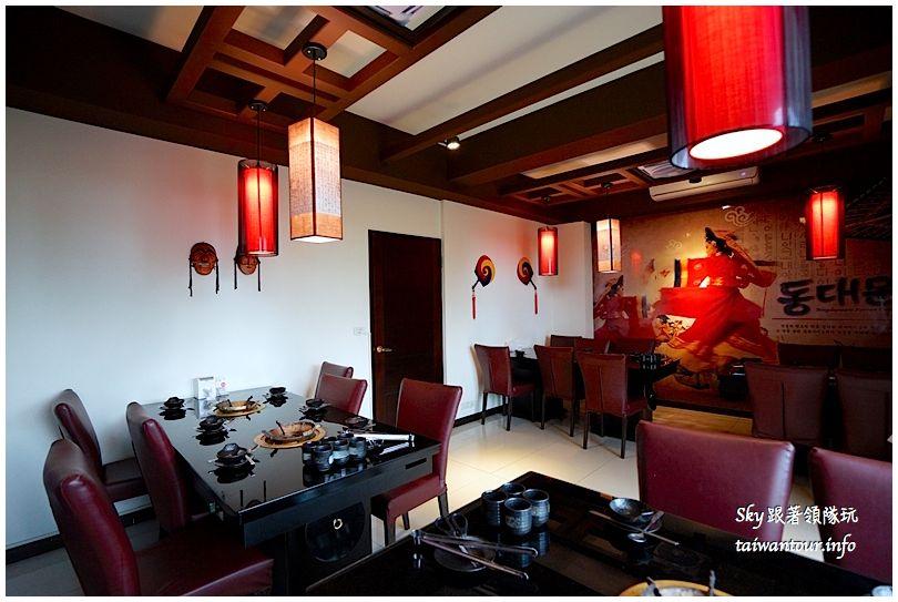 台南美食韓式東大門料理DSC01373
