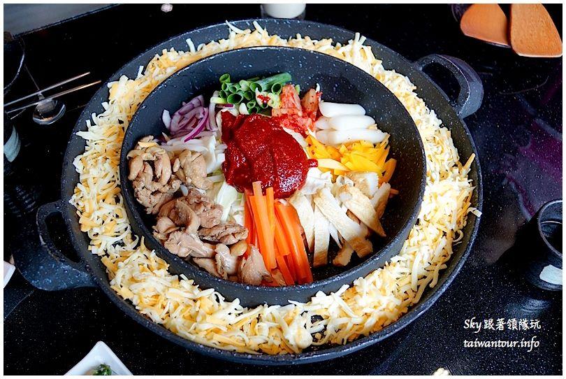 台南美食韓式東大門料理DSC01431