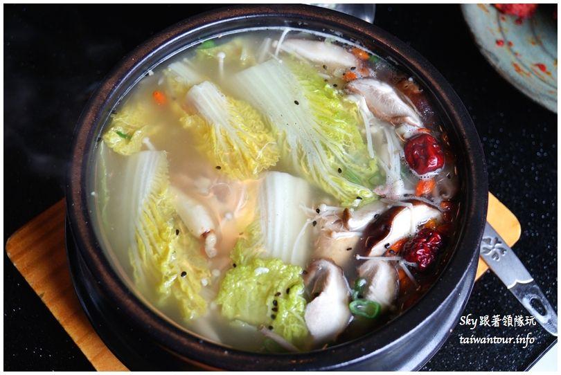 台南美食韓式東大門料理DSC01525