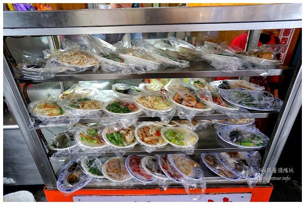 宜蘭市美食推薦十六崁瓜仔雞麵08947