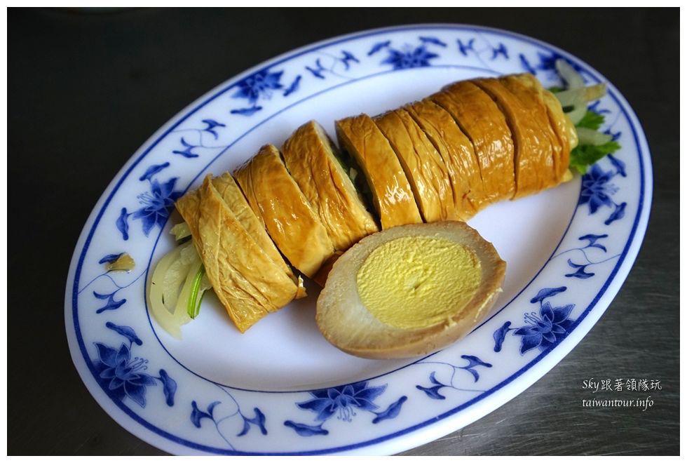 宜蘭市美食推薦十六崁瓜仔雞麵08949