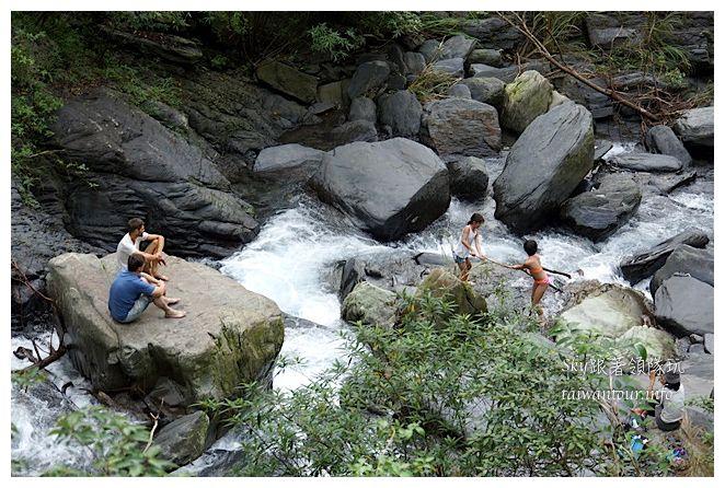 宜蘭景點新寮瀑布02159