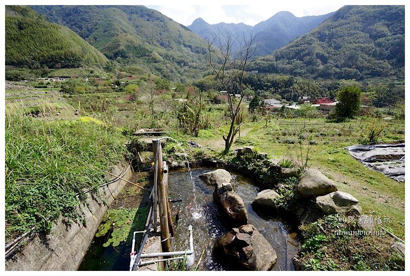 新竹景點推薦尖石鄉那羅部落香草青蛙石02266