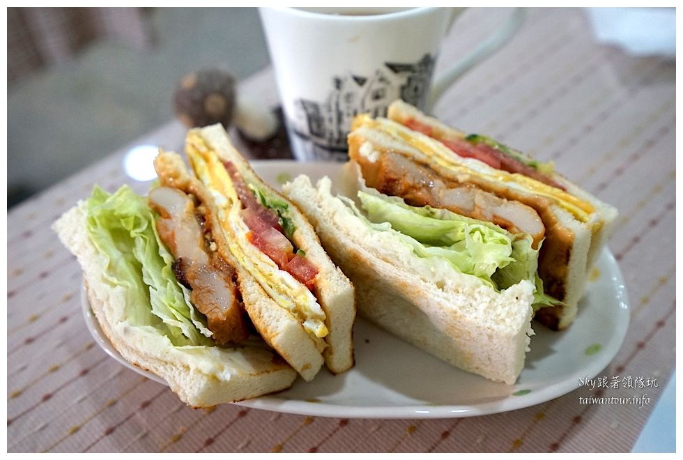 新莊美食推薦米豆早午餐08024
