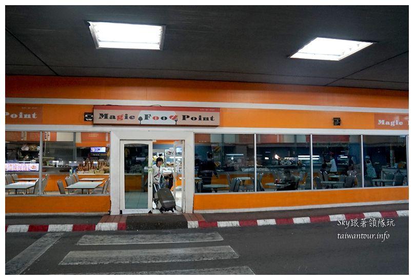 泰國朗曼機場餐廳09944