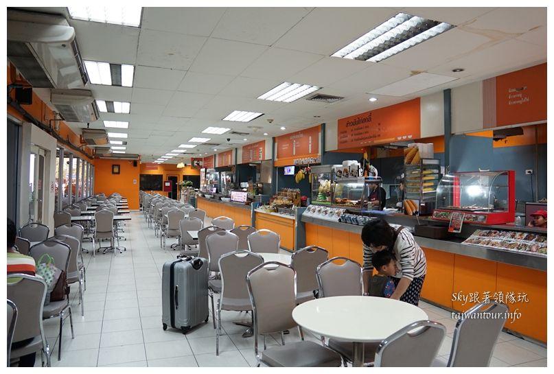 泰國朗曼機場餐廳09950