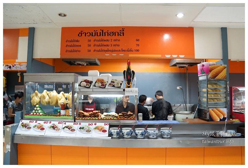 泰國朗曼機場餐廳09951
