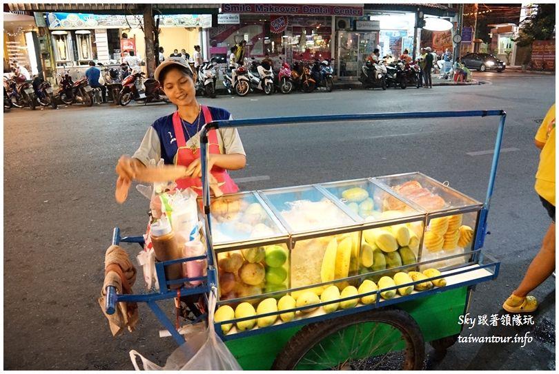 泰國街邊小吃夜市美食DSC02631