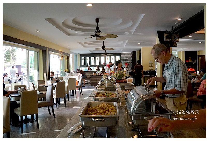 泰國golden sea pattaya hotel 芭達雅黃金海岸酒店00851