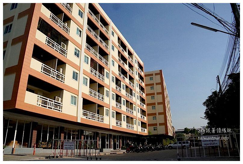 泰國golden sea pattaya hotel 芭達雅黃金海岸酒店00901