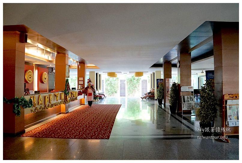 泰國golden sea pattaya hotel 芭達雅黃金海岸酒店00914