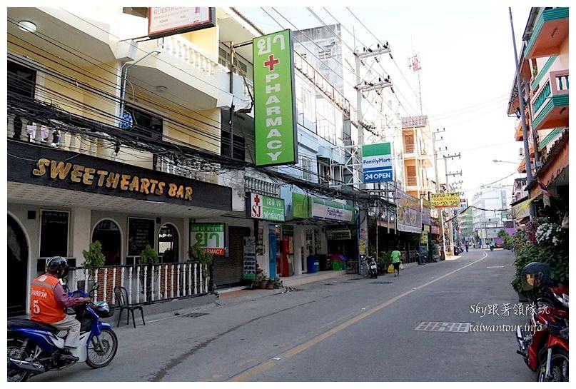 泰國golden sea pattaya hotel 芭達雅黃金海岸酒店00917